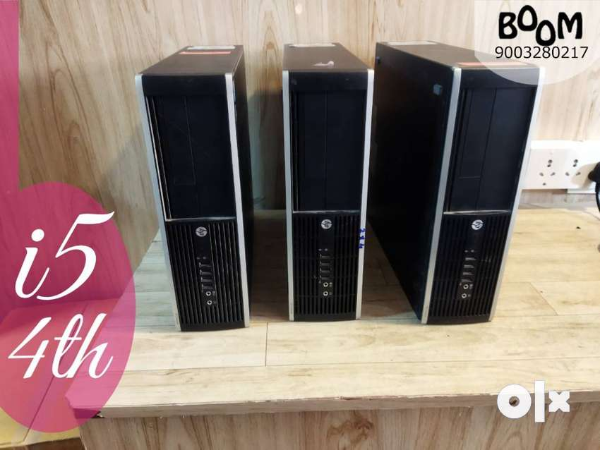 CPU BRAND HP  I5 4TH GEN |  GRAPHICS - 2GB | WARRANTY  AVAILABLE |