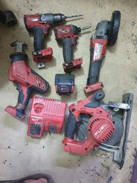 Milwaukee brussless set..cordless M18