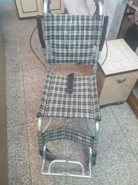 Foldable Wheel Chair in very good condition