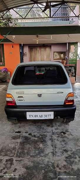 Maruti Suzuki 800 AC BSIII, 2004, Petrol