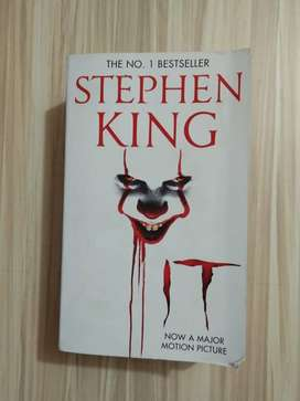 Buku Stephen King - IT Original