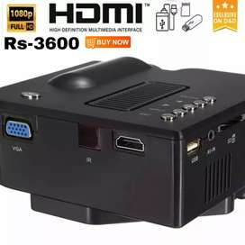LOW PRICE BEST HOME CINEMA WIFI ANDROID SMART HD LED PROJECTOR