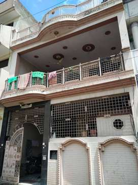 114 sq yard residential duplex house at ajanta colony garh road meerut