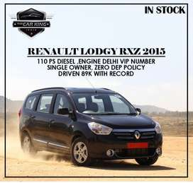 Renault Lodgy 110PS RxZ 7 Seater, 2015, Diesel