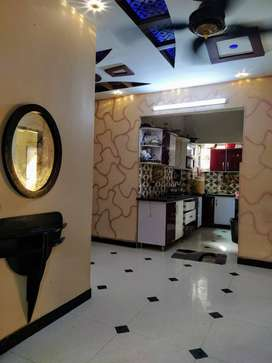 3 Bed Drawing Dining Flat for Sale in Dhoraji Colony