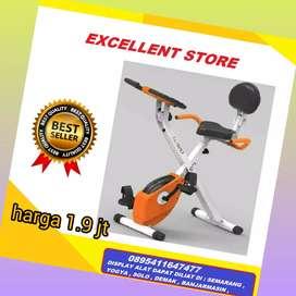 sepeda statis magnetik x bike T-93  alat fitnes