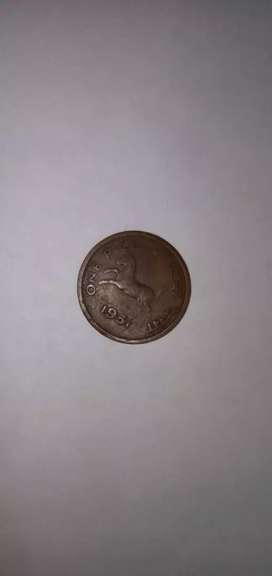 Old Coin (Antique Coin)