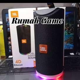 Speaker Bluetooth JBL 4D Portable Wireless Speaker LED 4 D