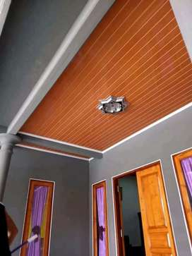 Pvc plafon rumah elegant