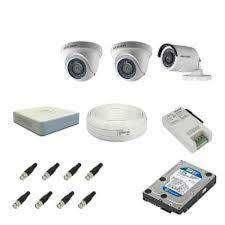 3 HD CCTV Camera installation