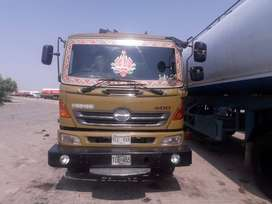 HINO FG1J Prime Mover & Trailor with Tank (40,000 Liters)