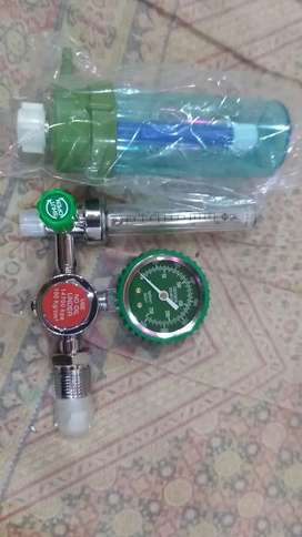 Oxygen regulator / flowmeter!