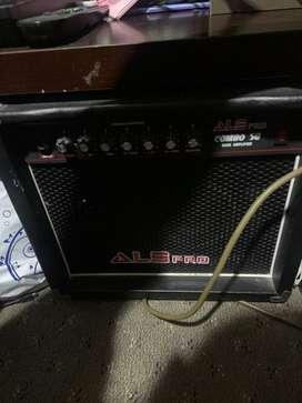 Amplifier ASL pro bass/gitar