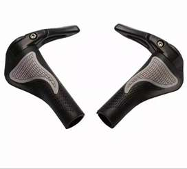 Gagang Sepeda rubber Anti slip -Handlebar MTB .