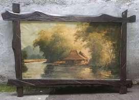 jual Lukisan Old Master Frederik Kasenda