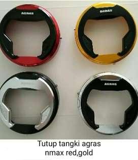 Tutup tangki nmax cnc variasi barang baru