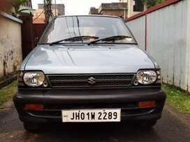 Elegantly Well Maintained Maruti Suzuki 800/STD up for Steal Deal SALE