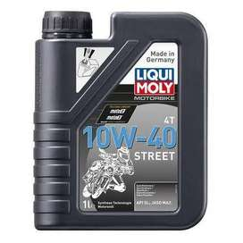 Liqui moly enjine oil for bike and heavy bike synthetic oil 10w 40