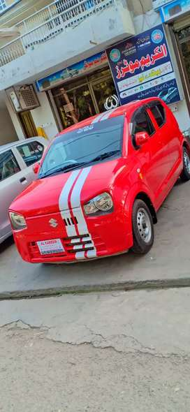 Suzuki Alto Bank Leased 660cc Japnease