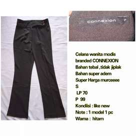 Celana wanita brand CONNEXION