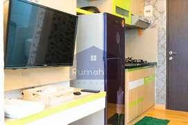 Sewa Murah Harian - Bulanan Jarrdin Apartement Type 2 Bedroom