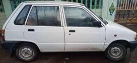 Maruti Suzuki 800 Petrol