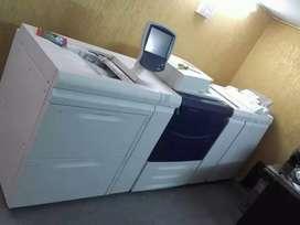 xerox 770 digital color press fasma/service