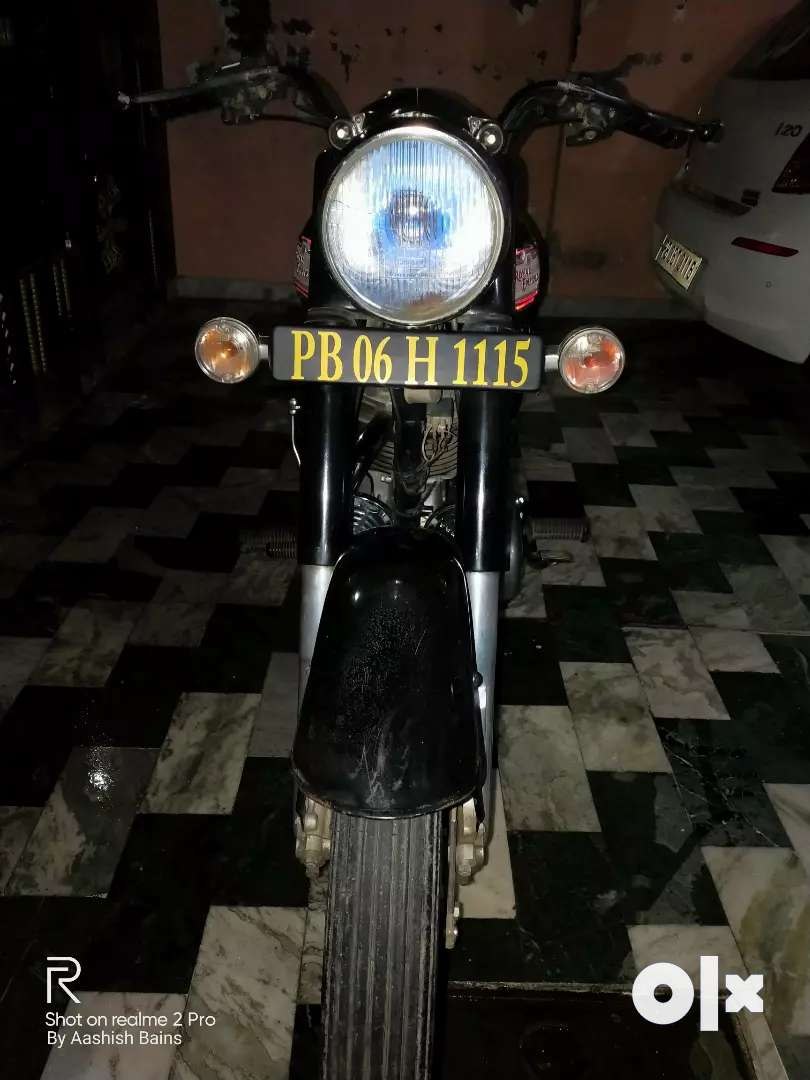 Standard bullet in good condition 0