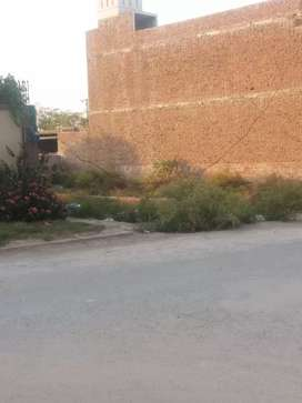 12 Marla Residential Plot For Sale B Block Very Near Main Bypass Road