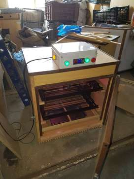 Fully automatic hatchery and incubators for birds