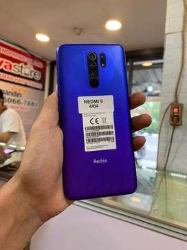 Xiaomi redmi 9 4/64 like new