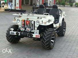 Ford willys jeep