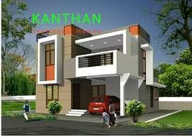 3BHK Villa sale in Sulur Kannampalayam Trichy road
