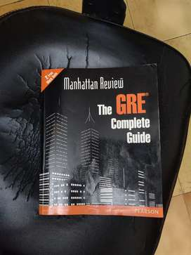 The GRE Complete Guide - Manhattan Review by Pearson