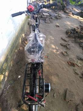 New e bike (battery cycle)