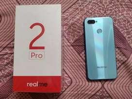 Realme 2 pro in warrenty mint condition