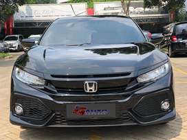 Honda Civic Turbo 1,5L A/T 2018 Low Km Terawat