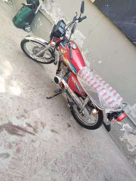 125 for sale brand new mardan number
