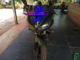 Good condition and new Chen set back side light