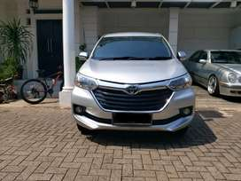 Toyota Avanza G MT 2016 Manual Low KM (gratis balik nama)