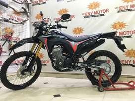 Pantau Bos Honda CRF 2019 Black Extreme #Eny Motor#