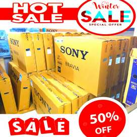 NEW SONY BRAVIA*32INCH*LED TV 4K SMART TV @SUMMER OFFER SALES..!