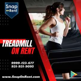 Treadmill on Hire in Noida