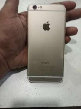 Iphone 6 64GB golden clour