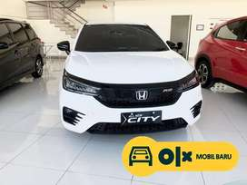 [Mobil Baru] Honda New City Hatchback RS 2021