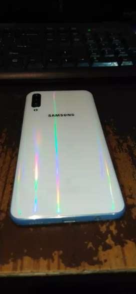 Samsung a50 whit exchange iPhone 6s aur 7