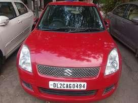 Maruti Suzuki Swift LXi, 2006, CNG & Hybrids