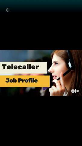 TELE CALLER JOB