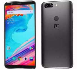 Oneplus 5T mobile in excellent condition