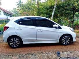 All New Brio RS, putih, elegant, menawan